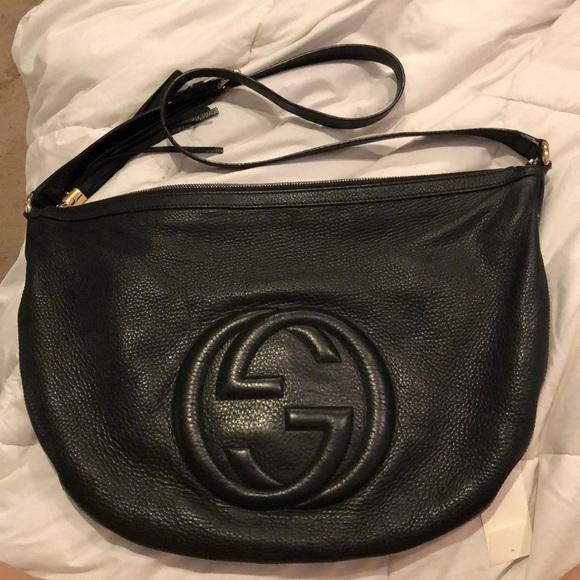 Gucci Handbags - Gucci disco soho crossbody bag